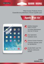 Fellowes WriteRight Protecteur d'écran protection maximale pour iPad Air, paq. de 2