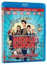 Middle School: The Worst Years of My Life (Blu-ray + Digital Copy)