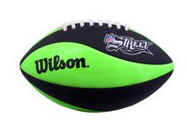 Ballon de football junior Wilson Street Glow