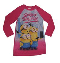 Universal Minions Girls' Sleep Gown 5