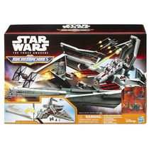Star Wars Le Réveil de la Force Micro Machines Jeu destroyer stellaire du Premier Ordre