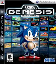 Sonic Ultimate Genesis Collection 2 (PS3)