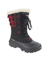 Canadiana Girls' 'Karen' Lace Up Winter Boots 1