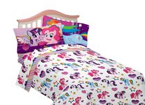 "My Little Pony ""Pony-Fied"" Twin Size Sheet Set"