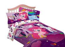 "My Little Pony ""Pony-Fied"" Twin/Full Size Comforter"