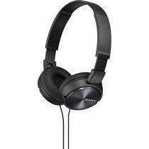 Sony Foldable-On-Ear Headphones -MDR-ZX310 Black