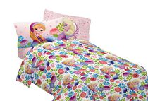 "Disney Frozen ""Floral Breeze"" Twin Sheet Set"