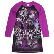 Mattel Monster High Girls' Sleep Gown X-Large