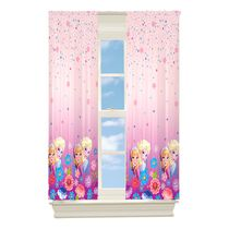 "Disney Frozen ""Frozen Breeze"" Room Darkening Drapery Panel"