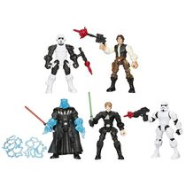 Star Wars Hero Mashers Emballage multiple de figurines - Le Retour du Jedi
