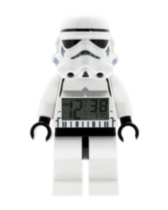 LEGO ® Star Wars™ Stormtrooper™ Minifigure Clock