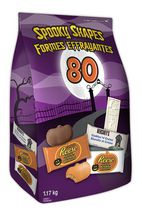HERSHEY'S® Spooky Shapes Assorted Candy