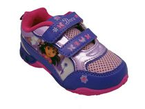 Dora & Friends Toddler Girls' Athletic Shoe 9