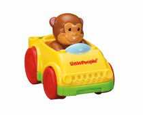 Little People Wheelies Monkey Vehicle