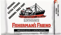 Fisherman's Friend Original Extra Strong Cough Suppressant Lozenges