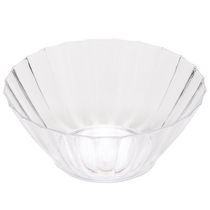 Goodtimes Crystalware Wavy Serving Bowl