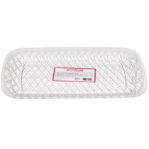 Goodtimes Crystalware Rectangular Tray