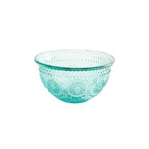 The Pioneer Woman Adeline 13 oz Emboss Glass Bowl