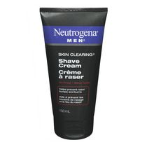 Neutrogena® Men® Skin Clearing® Shave Cream