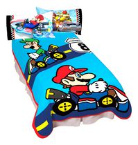 "Nintendo Super Mario ""Mario Road Service"" Throw"