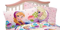 "Disney Frozen ""Floral Breeze"" Pillowcase"
