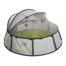 bblüv Nidö Travel Bed and Play Tent