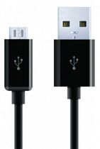 Exian USB to Micro USB Cable - Black