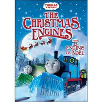 Thomas & Friends: The Christmas Engines (DVD + Digital Copy) (Bilingual)