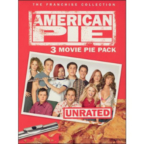 American Pie: 3 Movie Pie Pack (The Franchise Collection) (Unrated)