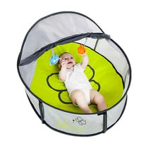 bblüv Nidö Mini Travel Bed and Play Tent