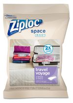 Ziploc® brand Space Bag® Travel 2ct