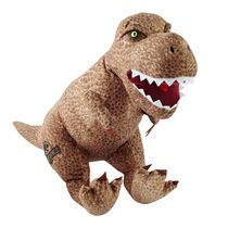 Oreiller-peluche « Force de dinosaure » Monde Jurassique d'Universal Studios Home Entertainment