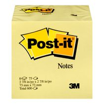 Post-it® Canary Yellow Notes