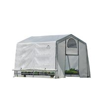 GrowIt Greenhouse-In-A-Box Easy Flow Greenhouse Peak-Style 10 ft. x 10 ft. x 8 ft.