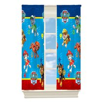 "Paw Patrol ""Paw-Some"" Room Darkening Drapery Panel"