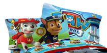 "Nickelodeon Paw Patrol ""Puppy Hero"" Reversible Pillowcase"