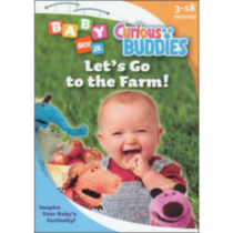 Baby Nick Jr.: Curious Buddies - Let's Go To The Farm