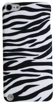 Exian Case for iPod Touch 5 - Zebra Pattern