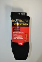 workload men`s thermal socks 2 pair