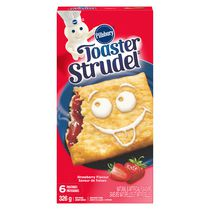 Pillsbury™ Toaster Strudel Strawberry Pastries