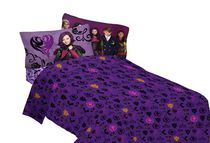 "Disney Descendants ""Best of Both Worlds"" Full/Double Sheet Set"