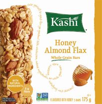 Kashi Honey Almond Flax Chewy Whole Grain Bars