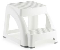 Mistral® Ultra-Safe 2-Step Step Stool