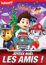 Film Paw Patrol - Pups Save Christmas (français)