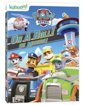 Paw Patrol On A Roll DVD