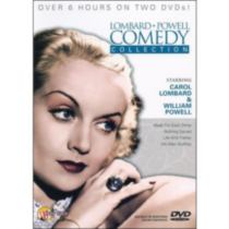 Lombard-Powell Comedy Collection: Made For Each Other / Nothing Sacred / Life With Father / My Man Godfrey