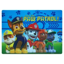"Nickelodeon Paw Patrol ""Call Waiting"" Placemat"