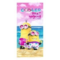 "Minions ""Cool Waters"" Beach Towel"