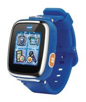 Vtech Montre intelligente Kidizoom Smartwatch DX - version anglaise, bleue