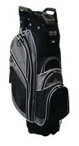 Cadie Black Huntington Deluxe Cart Bag